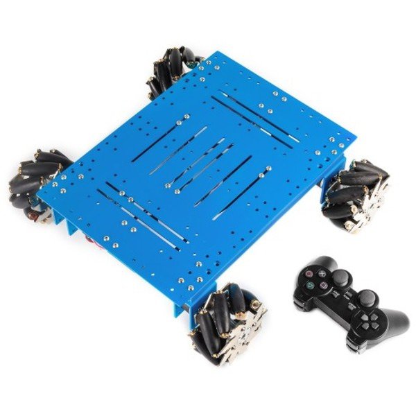 Mecanum Wheel Robot Kit with Orion and Handle (메카넘 휠)