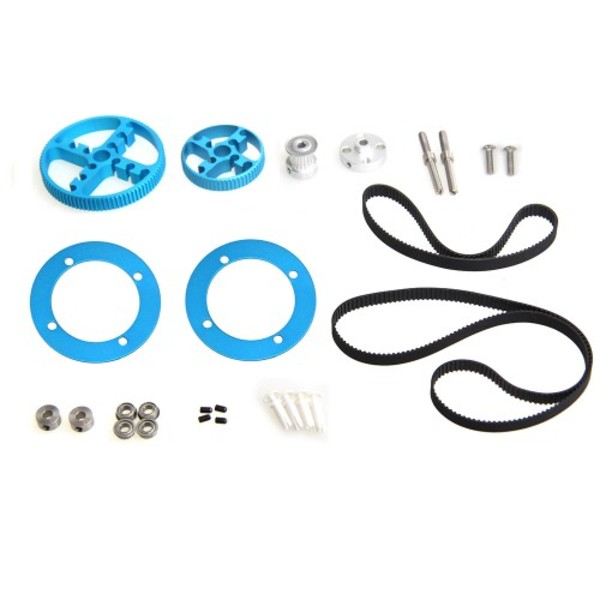 Timing Belt Motion Robot Pack-Blue